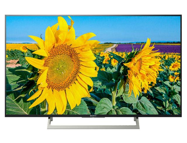 Sony BRAVIA KD43XF8096 43 inch 4K Ultra HD HDR Smart LED Android TV