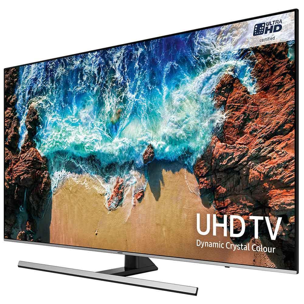 samsung ue55nu8000txxu ue55nu8000 55 inch smart led hdr 4k tv. Black Bedroom Furniture Sets. Home Design Ideas