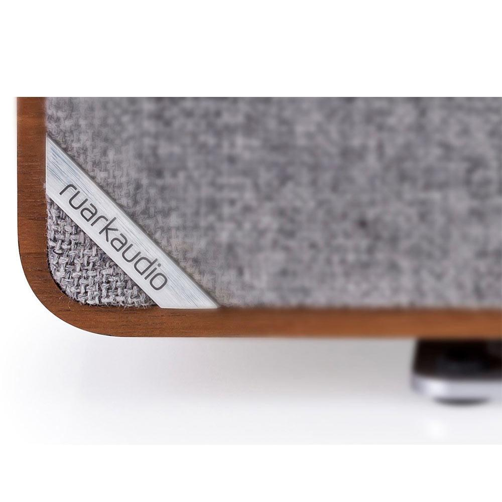 Ruark Audio MRx Bluetooth Connected Wireless Speaker System in Rich Walnut Veneer