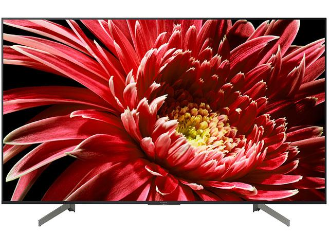 Sony BRAVIA KD85XG8596BU 85 inch 4K Ultra HD HDR Smart LED Android TV