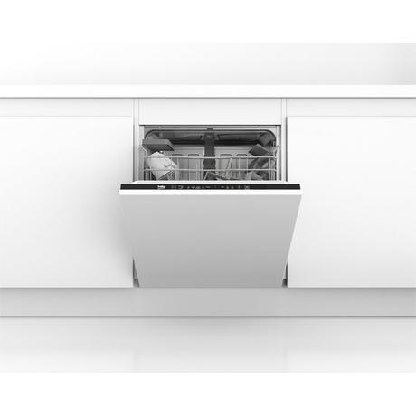 Beko DIN15C10 Integrated Full Size Dishwasher