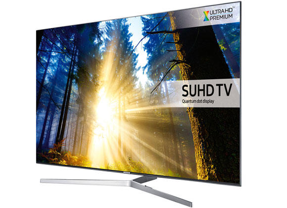 "Samsung UE49KS8000 49"" 4K HDR Ultra HD Quantum Dot TV"