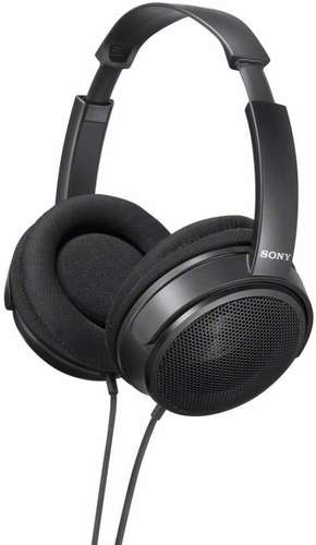 Sony MDR-MA300 Over Ear Open Back headphones