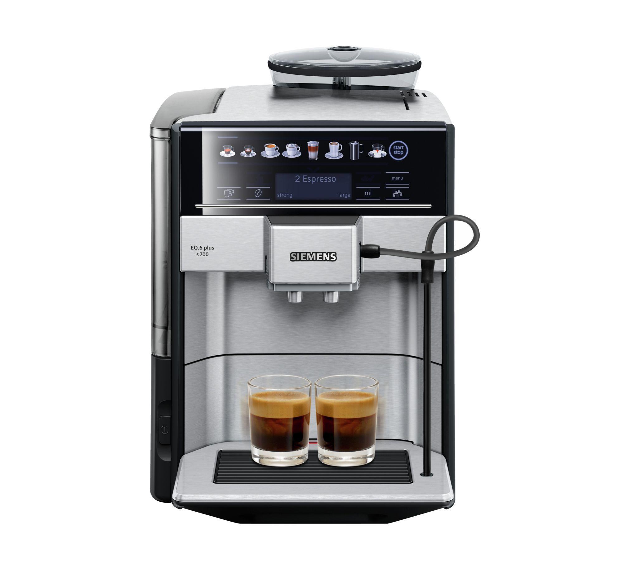 Image of TE657313RW EQ.6 s700 Fully Automatic Coffee Machine