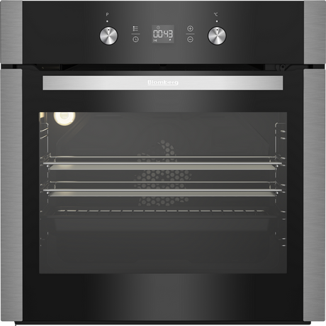 Blomberg OEN9331XP Built In Electric Single Oven - Stainless Steel