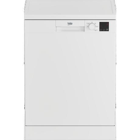 Image of DVN05C20W Full Size Freestanding Dishwasher   White