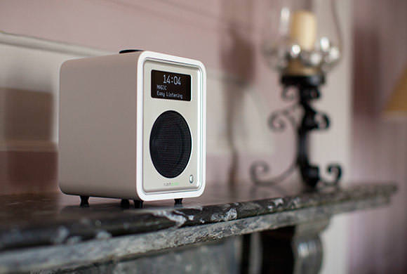 Ruark Audio R1 MK3 DAB Bluetooth Digital Radio Soft White