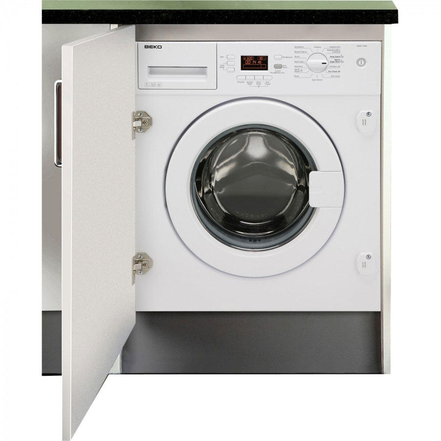 Beko WMI71441 Washing Machine 7kg 1400 spin