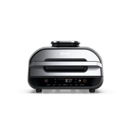 Image of AG551UK Foodi MAX Health Grill & Air Fryer   Black/Stainless Steel