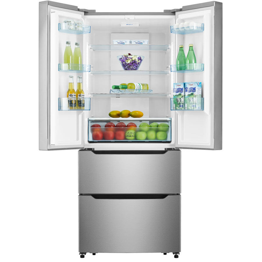 Hisense RF528N4AC1 462 Litre Freestanding 4 Door Fridge Freezer