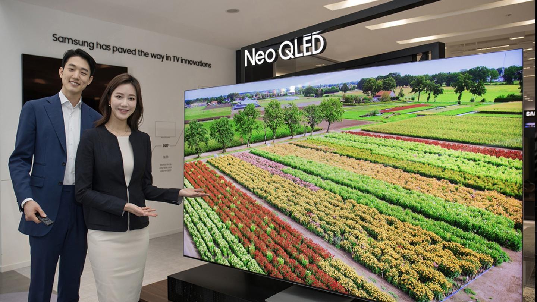 Samsung Neo QLED TV Launch