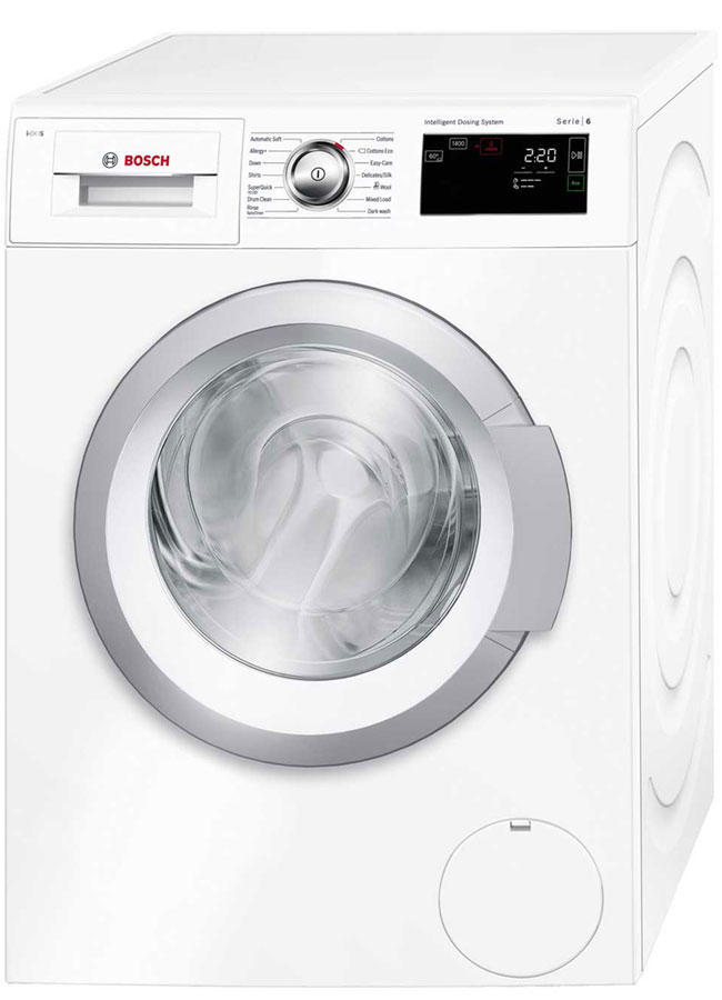 Bosch Serie 6 WAT28660GB 8Kg 1400 Spin Washing Machine