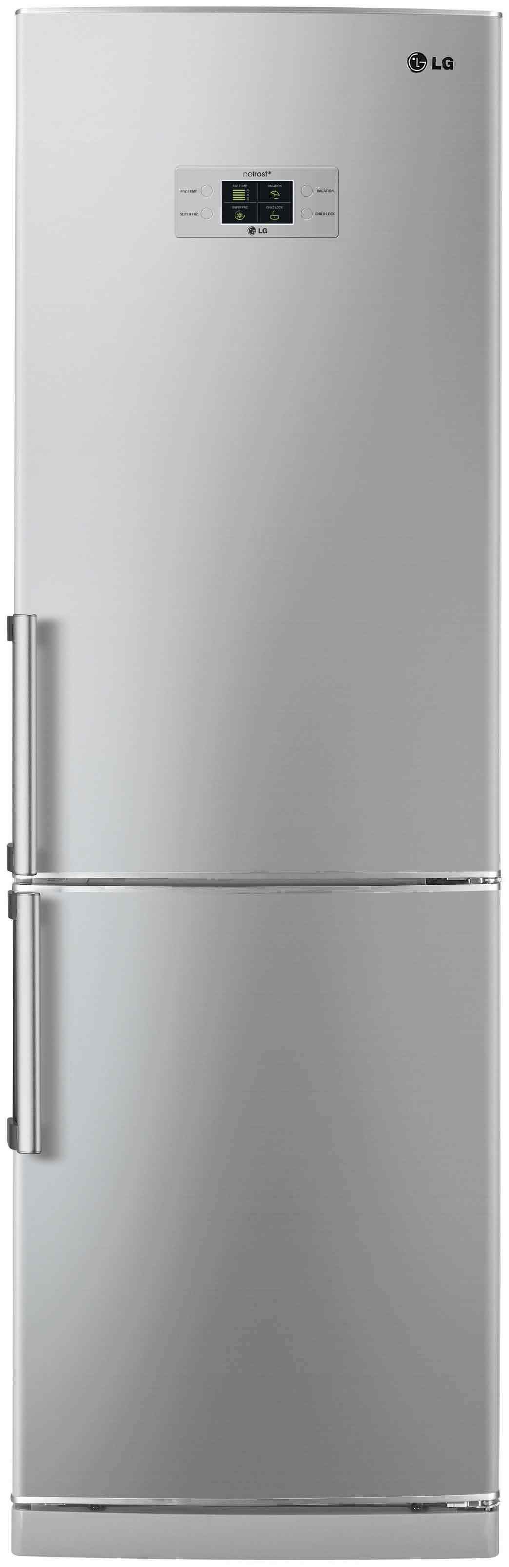 LG ​GB3133PVJW 322 Litre Frost Free Freestanding Fridge Freezer