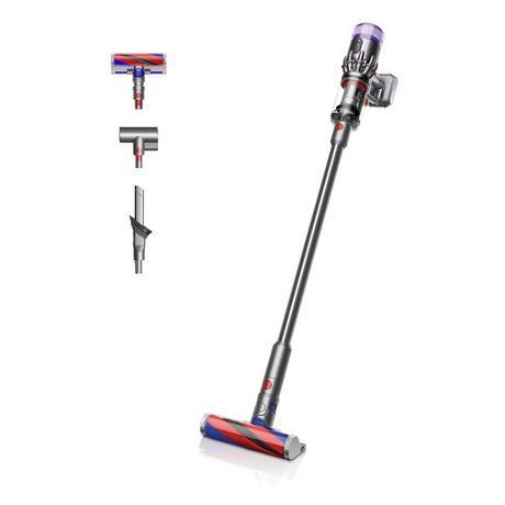 Image of Micro Cordless Vacuum Cleaner   20 Minute Run Time   Silver