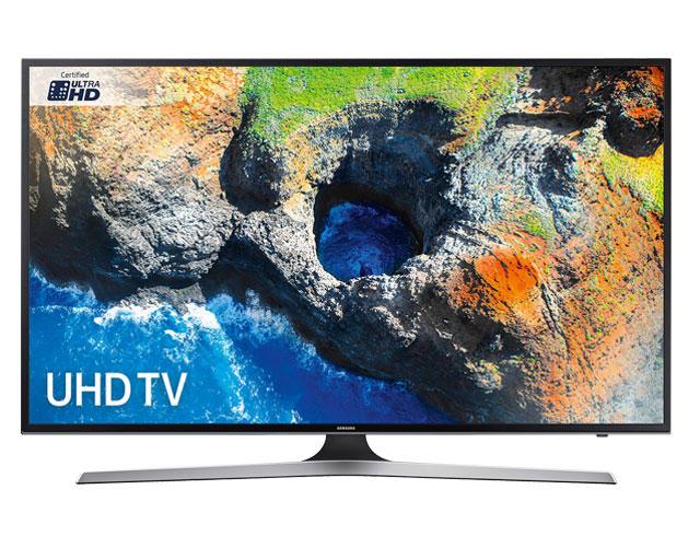 UE50MU6100 50 HDR 4K TV