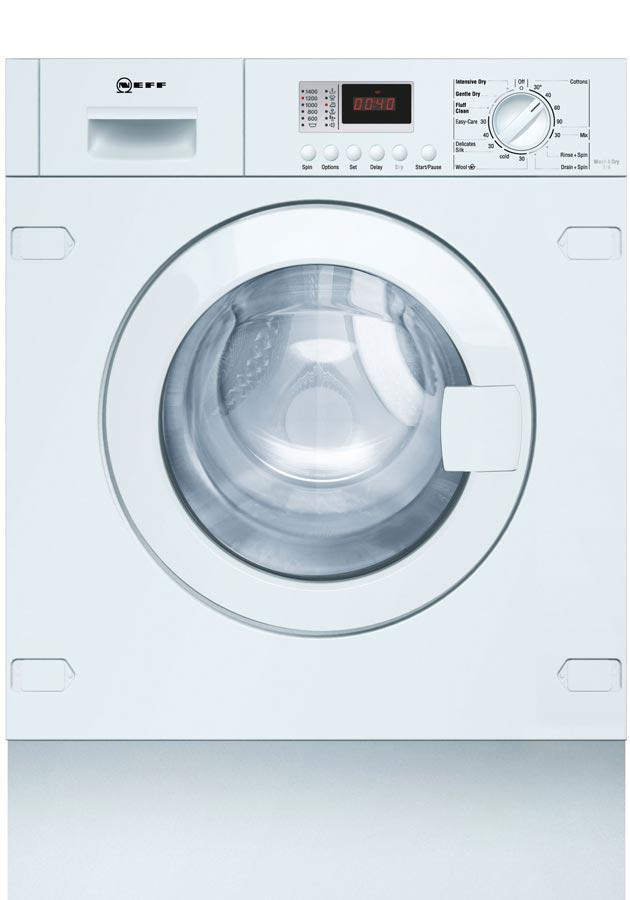 V6320X1GB 7Kg 1400 Spin Integrated Washer Dryer