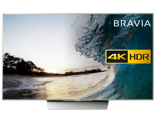 "Sony BRAVIA KD55XD8577SU 55"" HDR LED 4K TV"