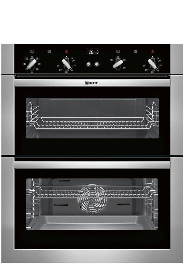 Neff U17M42N5GB Built-In Electric Double Oven