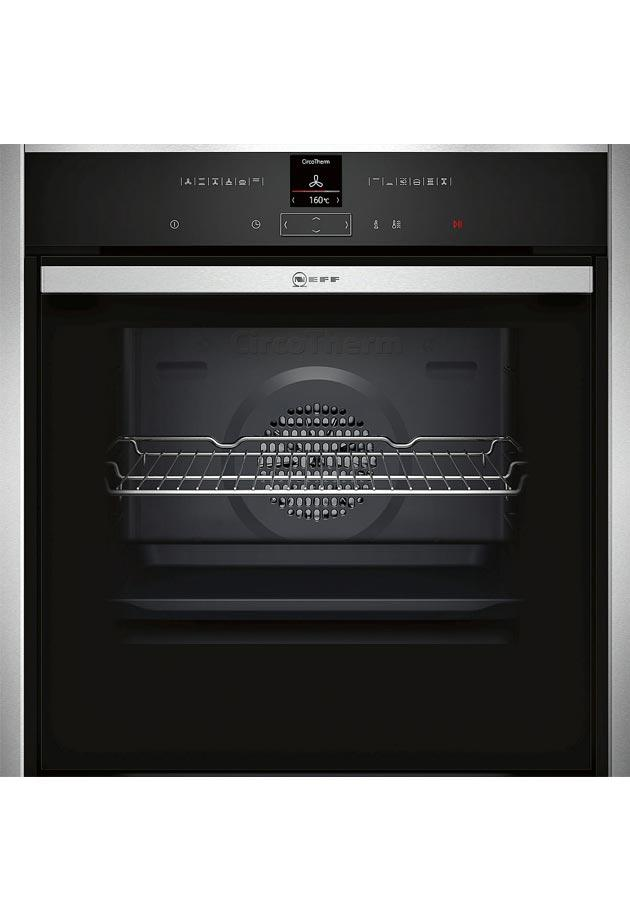 Neff B47CR32N1B Slide & Hide Built-In Single Oven