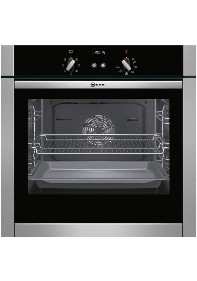 Neff B44M42N5GB Slide & Hide Built-In Single Oven