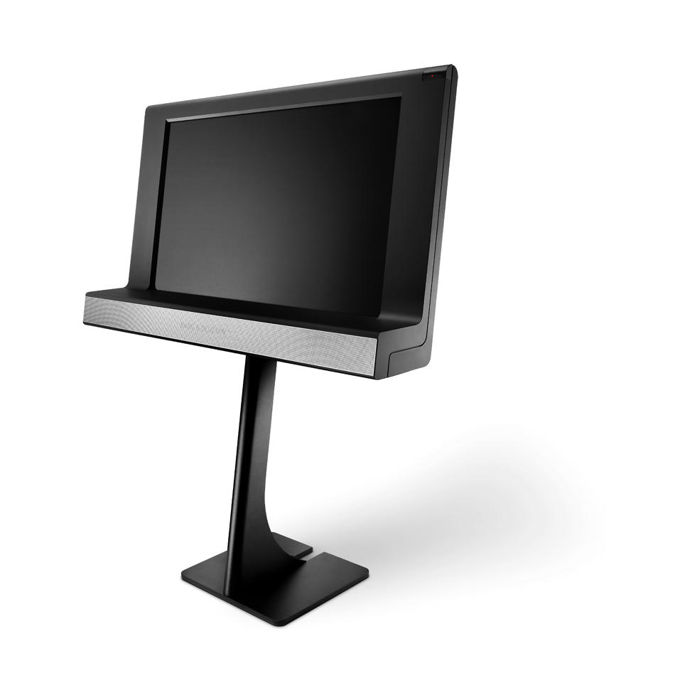 Bang & Olufsen BeoVision 8-26 Floor Stand All Black