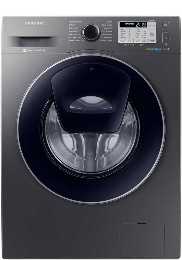 Samsung WW90K5413UX 9Kg 1400 Spin AddWash Washing Machine