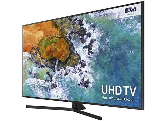 Samsung UE50NU7400 50 inch 4K Ultra HD HDR Smart LED TV