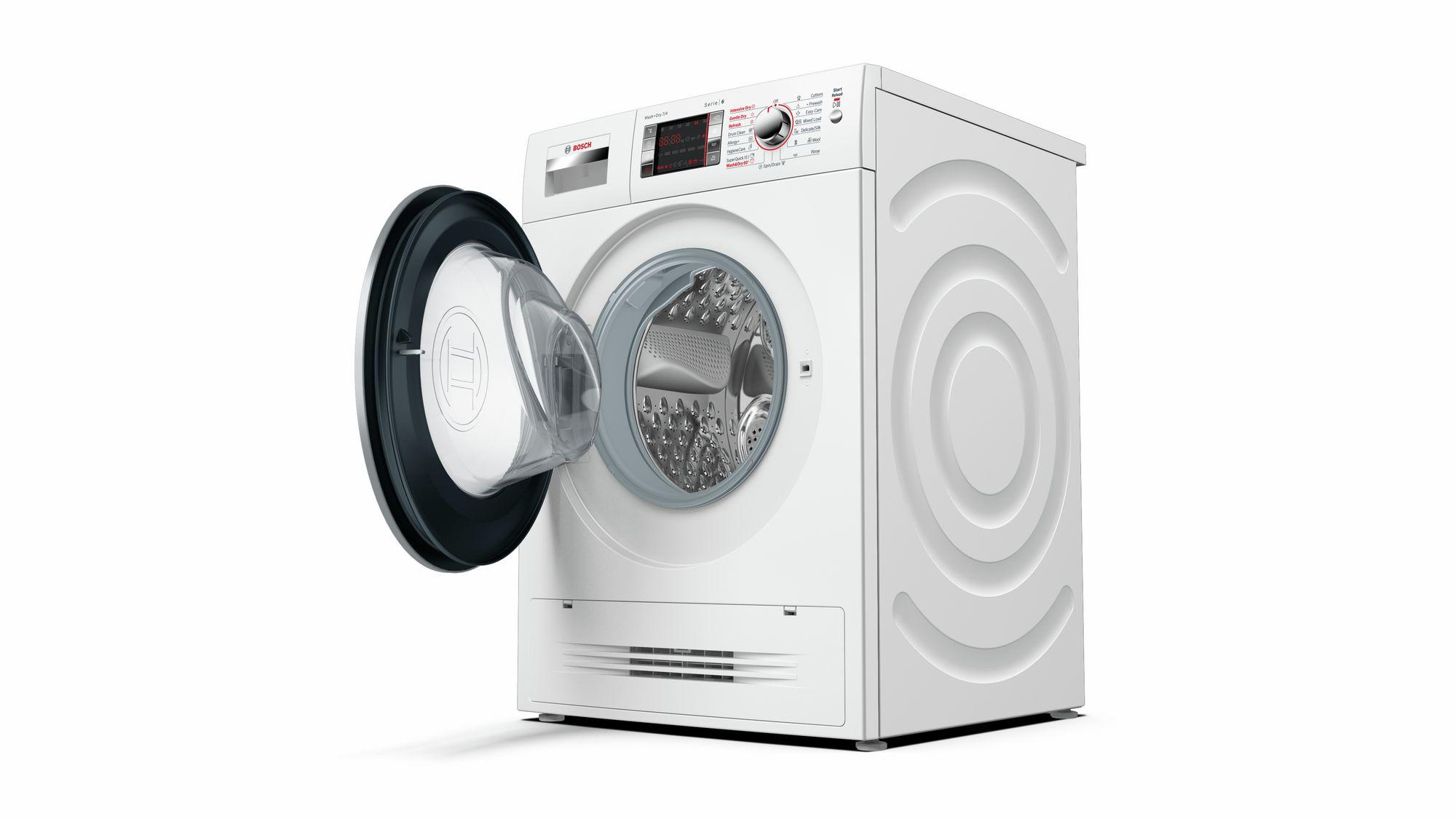 Bosch Serie 6 WVH28424GB 7Kg 1400 Spin Washer Dryer