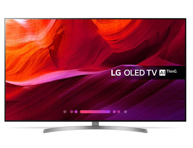 LG OLED55B8SLC 55 inch OLED 4K Ultra HD Premium Smart TV