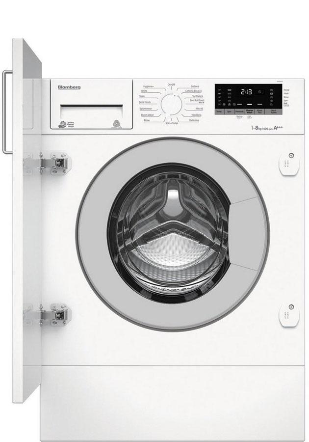 Blomberg LWI28441 8kg 1400 Spin Integrated Washing Machine
