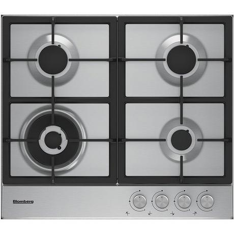 Blomberg GEN73415 60cm Gas Hob with High Power Wok Burner