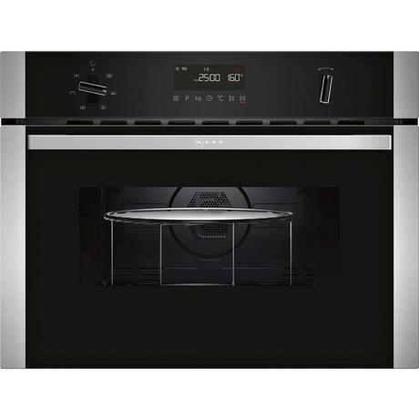 Neff C1AMG83N0B Electric Built-in Microwave With Hot Air Function