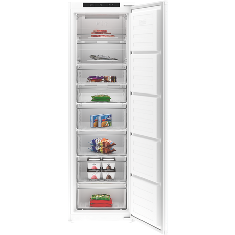 Image of FNT3454I 54cm 220 Litre -15C Integrated Frost Free Tall Freezer | White