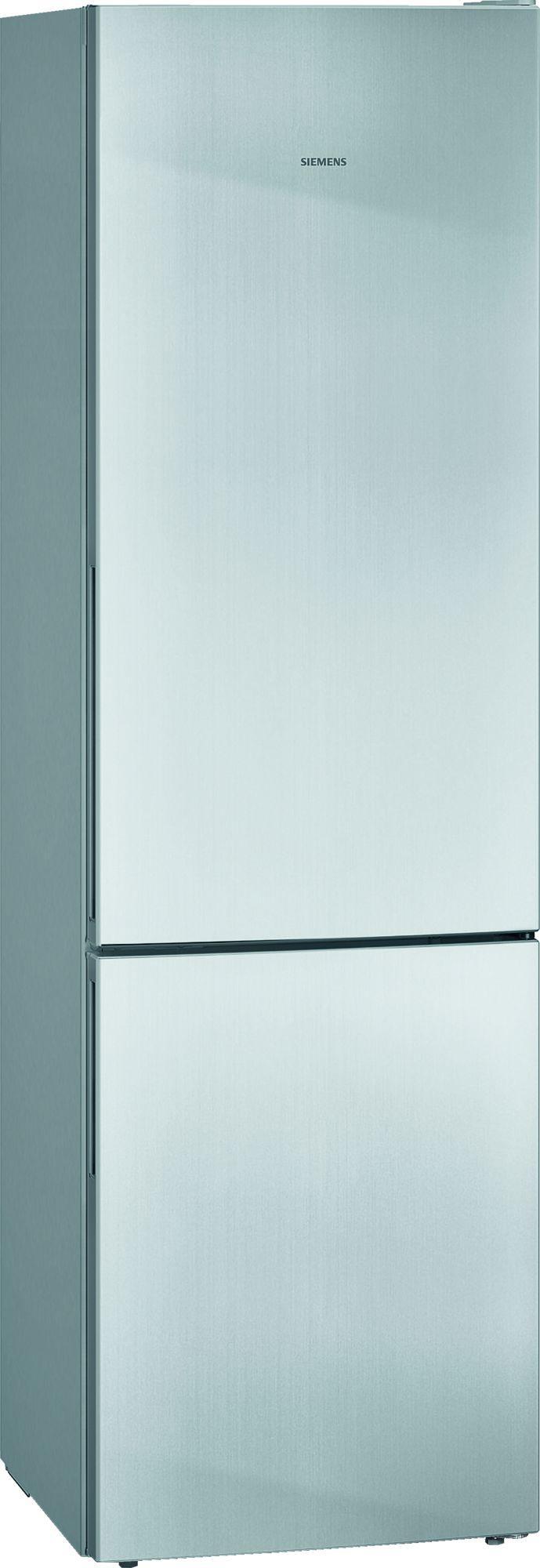 Image of iQ300 KG39VVIEAG 60cm 342 Litre Low Frost Fridge Freezer | Silver Innox
