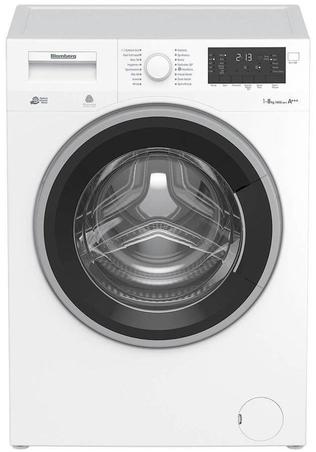 Blomberg LWF28441W 1400 Spin 8kg Washing Machine
