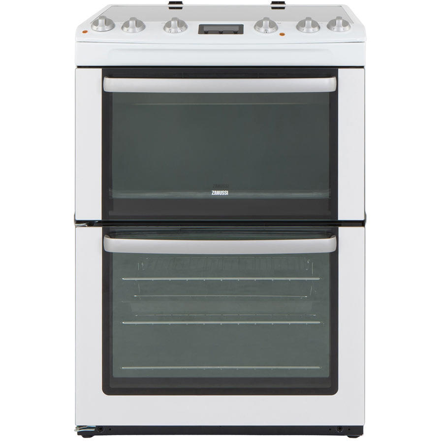 Zanussi ZCV667MWC 60cm Electric Cooker