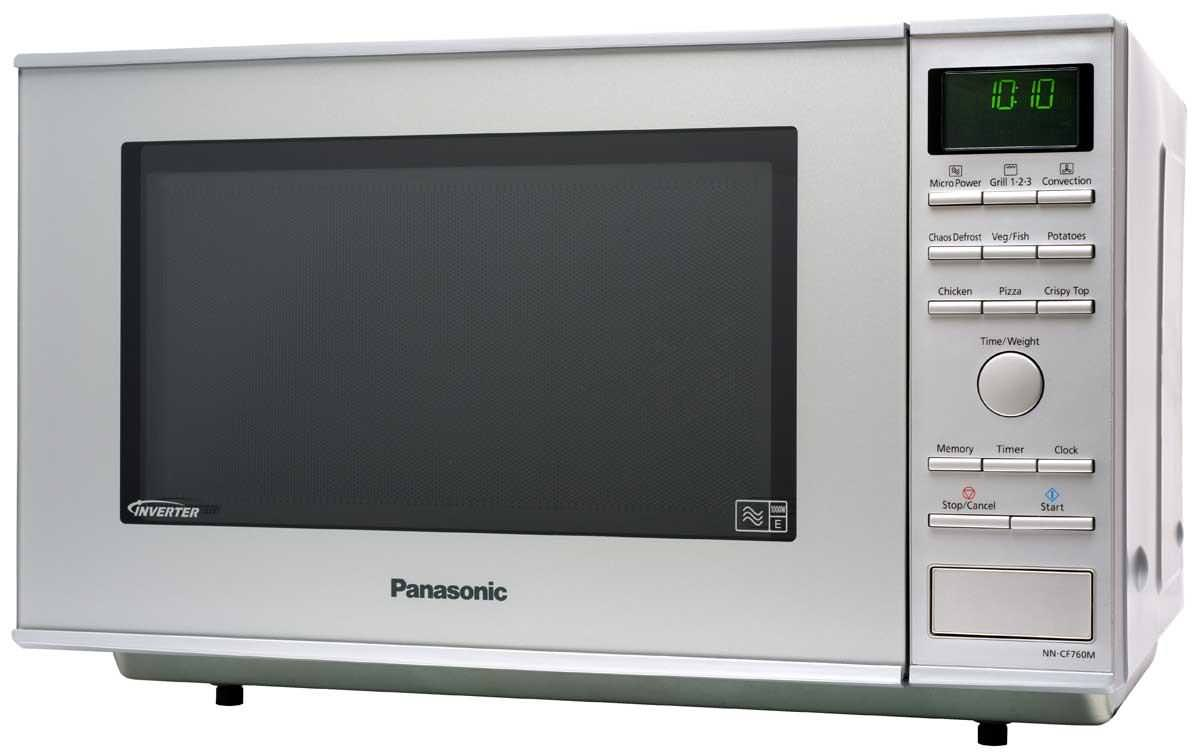 NN-CF760MBPQ 1000W 27 LITRE COMBINATION MICROWAVE OVEN