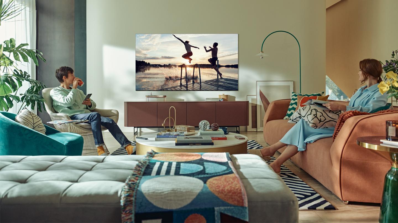 Samsung QE65QN95AATXXU 65 inch Neo QLED 4K HDR 2000 Mini LED TV