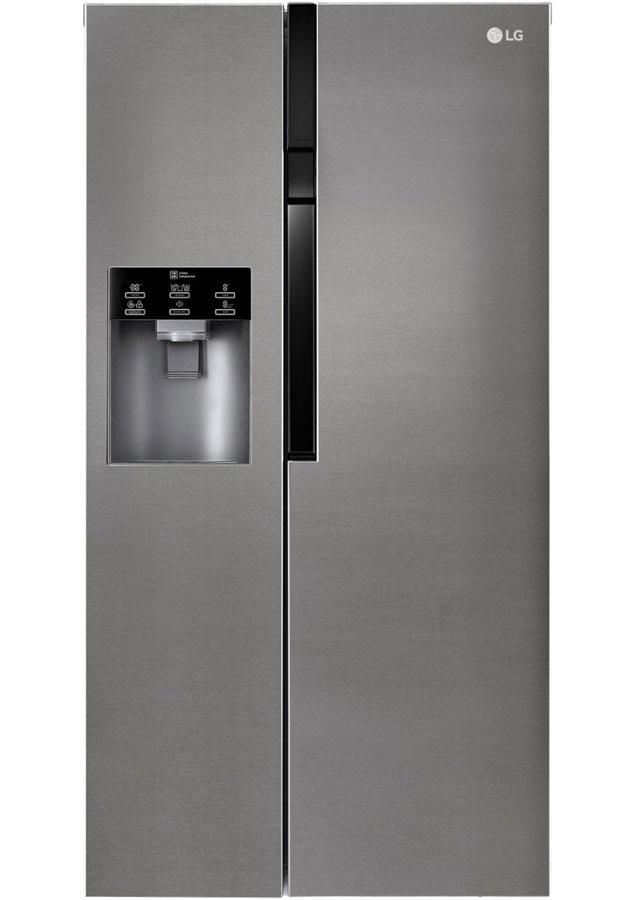 GSL360ICEV 600 Litre Frost Free American Fridge Freezer