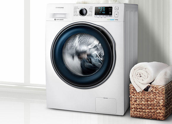 Samsung WW70K5413UX 7Kg 1400 Spin AddWash Washing Machine
