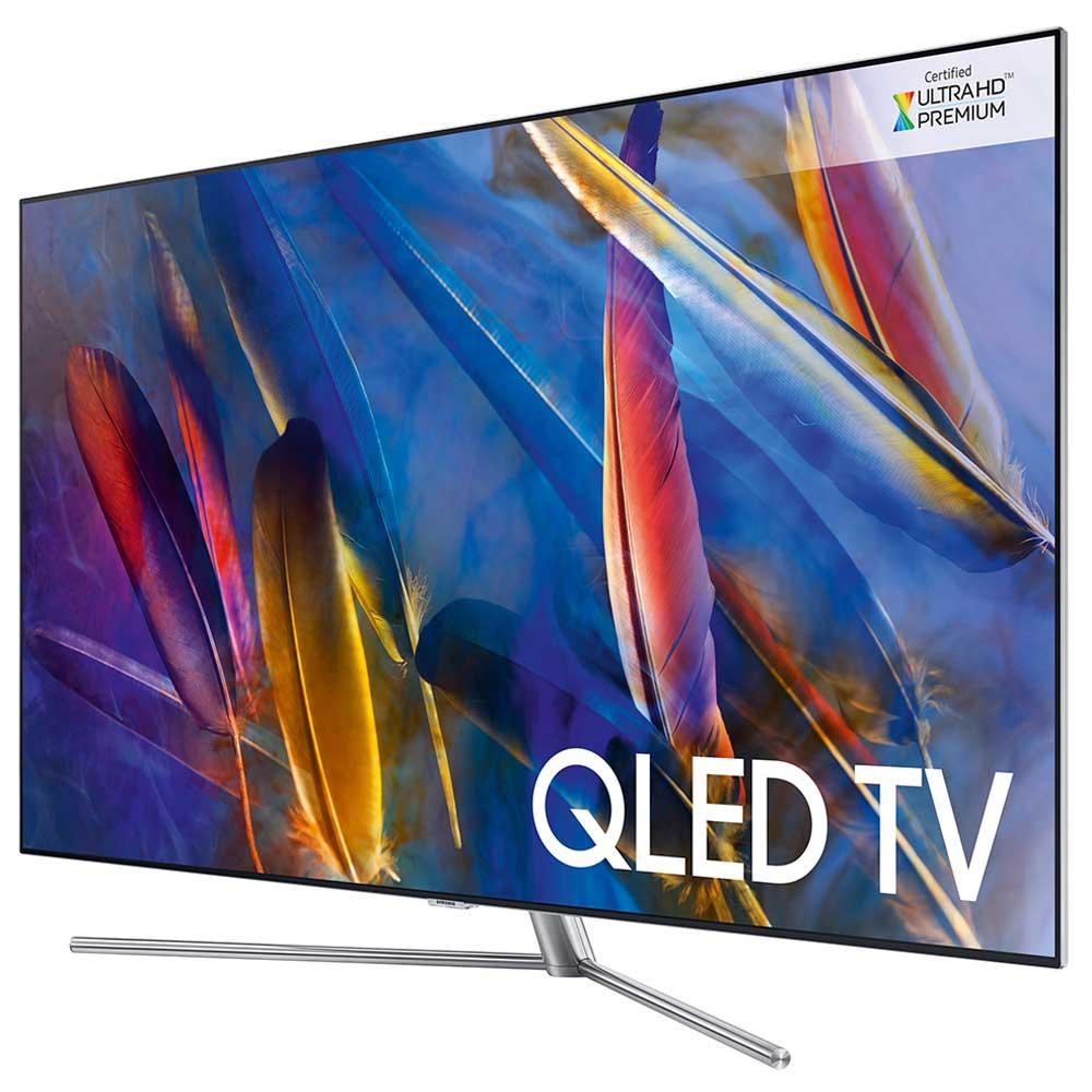 "Samsung QE75Q7F 75"" Q7F Smart 4K Ultra HD HDR QLED TV"