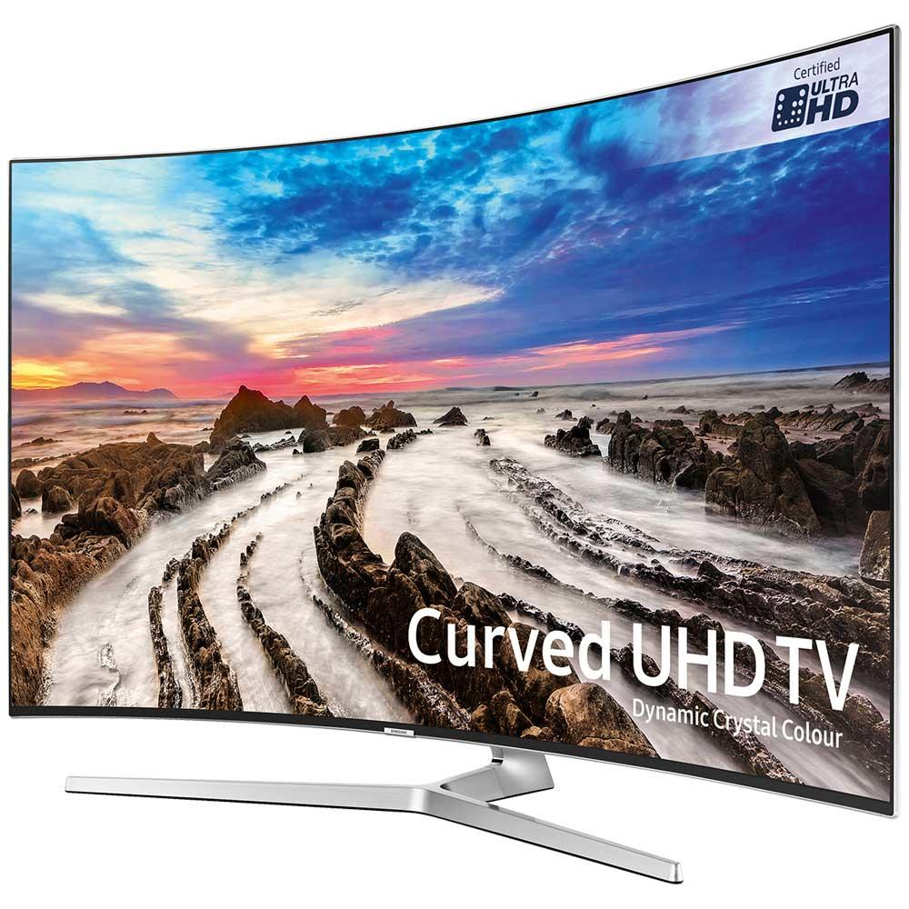 "Samsung UE49MU9000 49"" 4K Ultra HD HDR Curved LED TV"