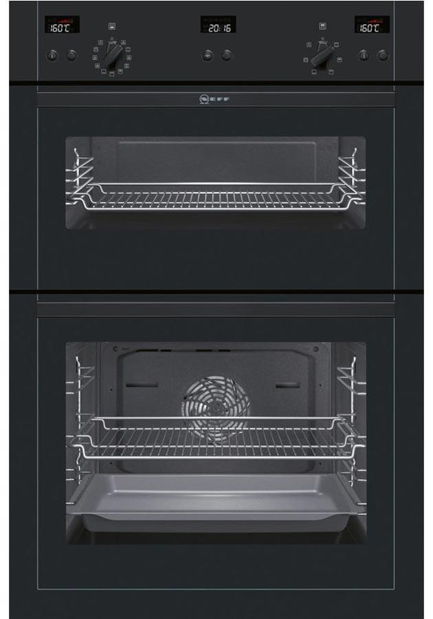 Neff U15E52S5GB Built-In Electric Double Oven