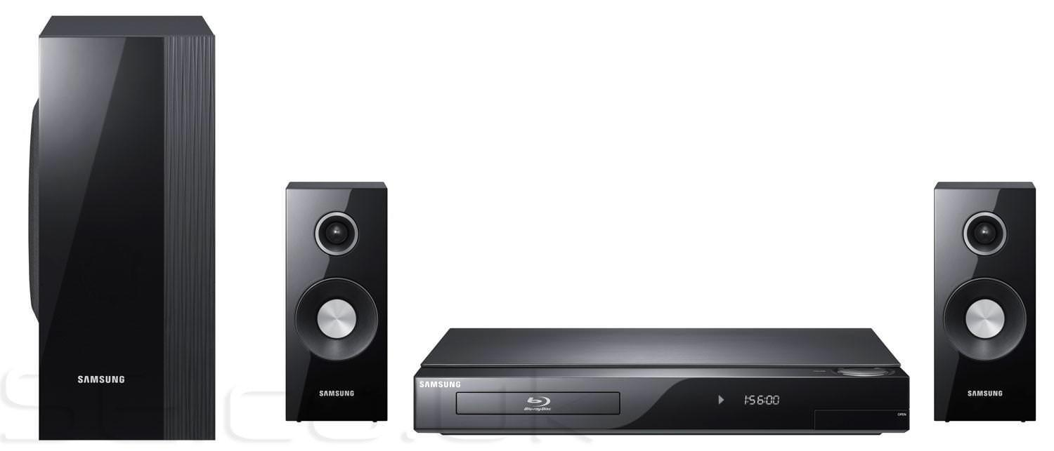 Samsung HT-C5800 2.1 3D Blu-Ray Home Cinema System