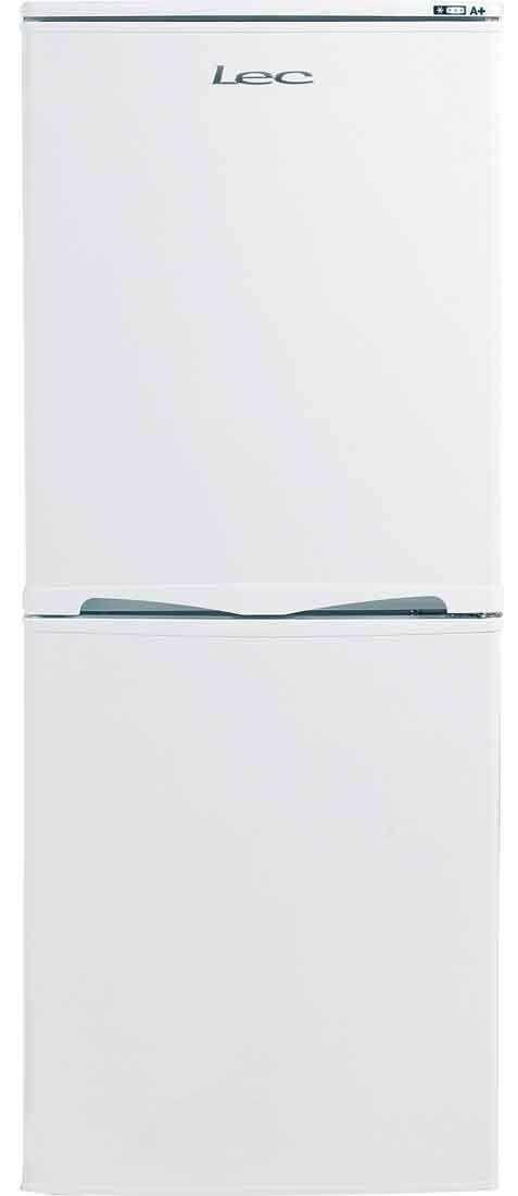LEC ​T5039 135 Litre Static Fridge Freezer