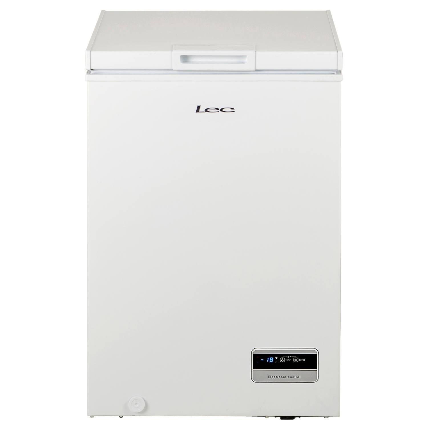 LEC CF100LWMK2 99 Litre Static Chest Freezer