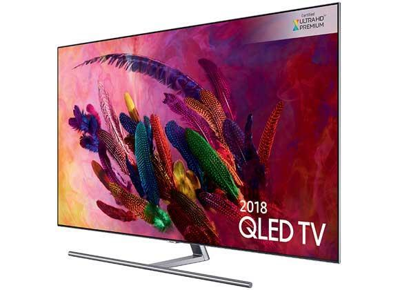Samsung QE75Q7FN 75 inch QLED Ultra HD Premium HDR 1500 Smart TV