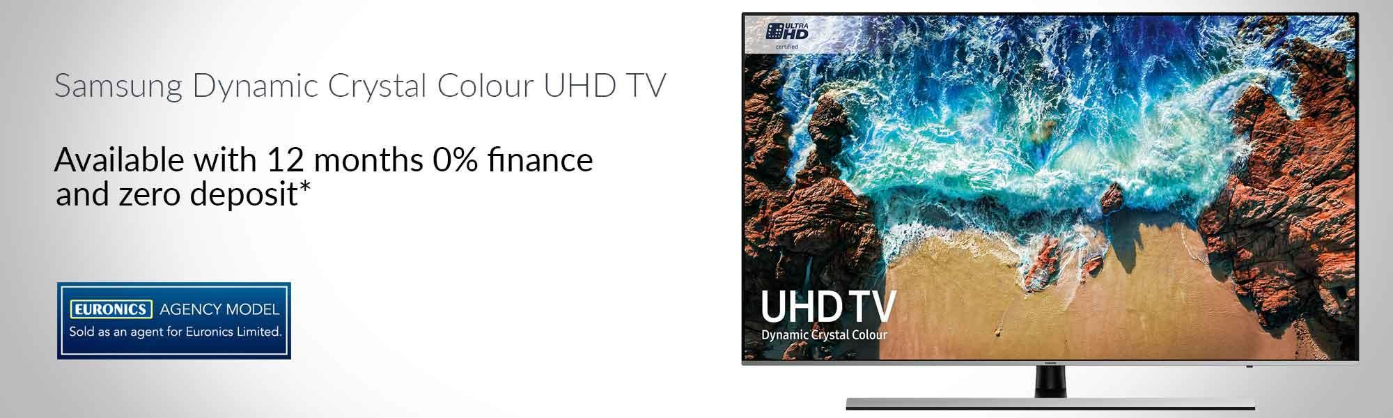Samsung UE65NU8000 65 inch 4K Ultra HD HDR 1000 Smart LED TV
