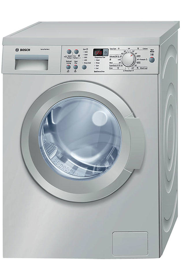 bosch serie 4 waq2836sgb waq2836sgb 8kg 1400 spin washing machine. Black Bedroom Furniture Sets. Home Design Ideas