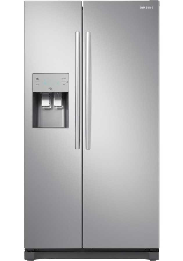 Samsung RS50N3513SL 551 Litre American Fridge Freezer